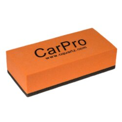 CarPro Applikator Schwamm Orange